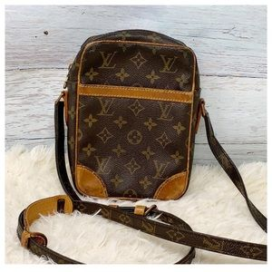 Authentic Louis Vuitton Danube Crossbody